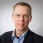 Dr. Michael Baumgartner Portrait